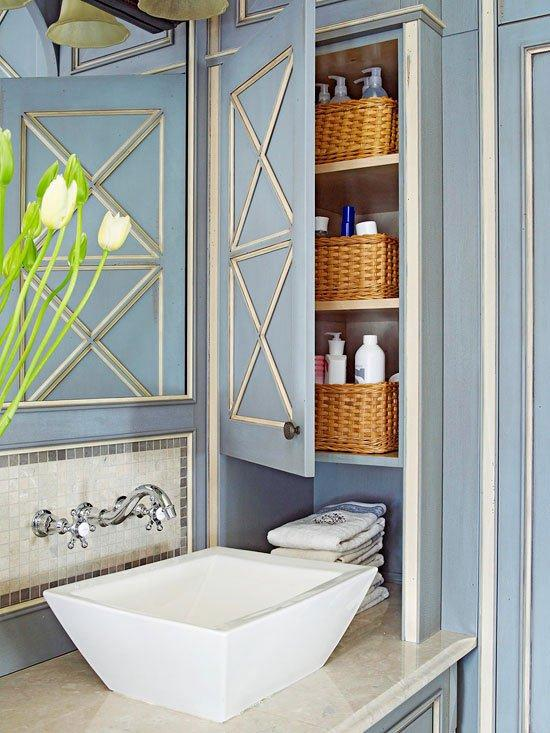 Bathroom Storage Solutions That Will Solve Your Space Problems