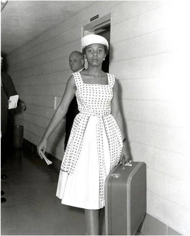 Annie Lumpkins was one of the Freedom Riders of the early 1960s