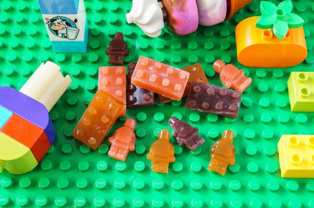 Fruit Gummy Legos
