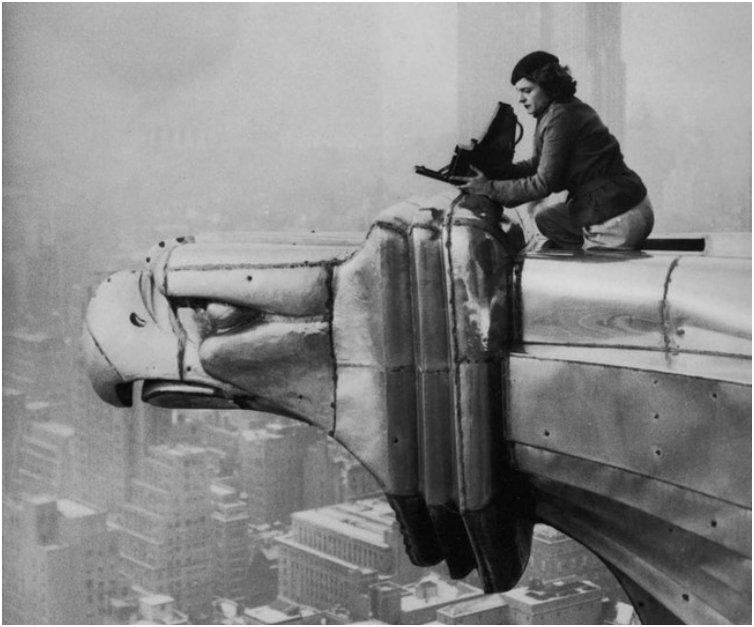 Margaret Bourke-White photojournalist