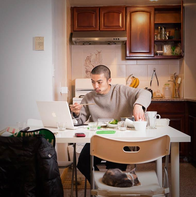 The Sad Truth Of Our Eating Habits Shown In 20 Photographs