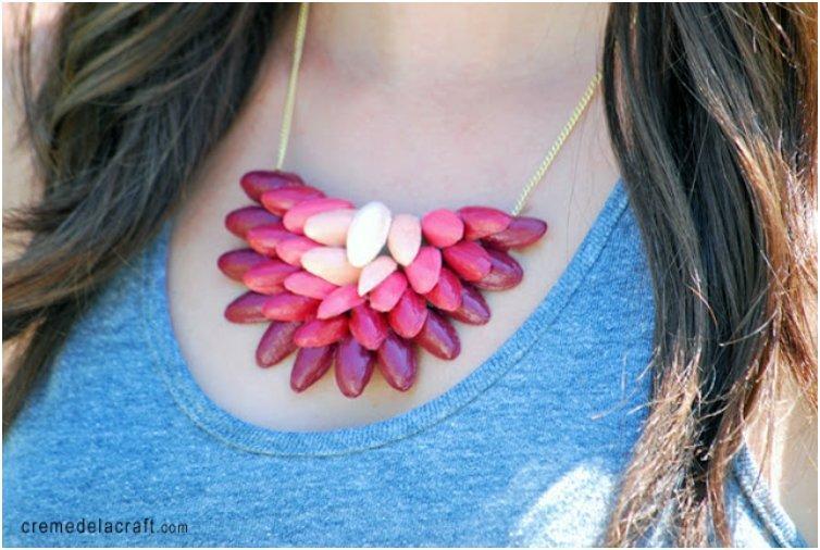 Necklace-Jewelry-Pistachio-Shells