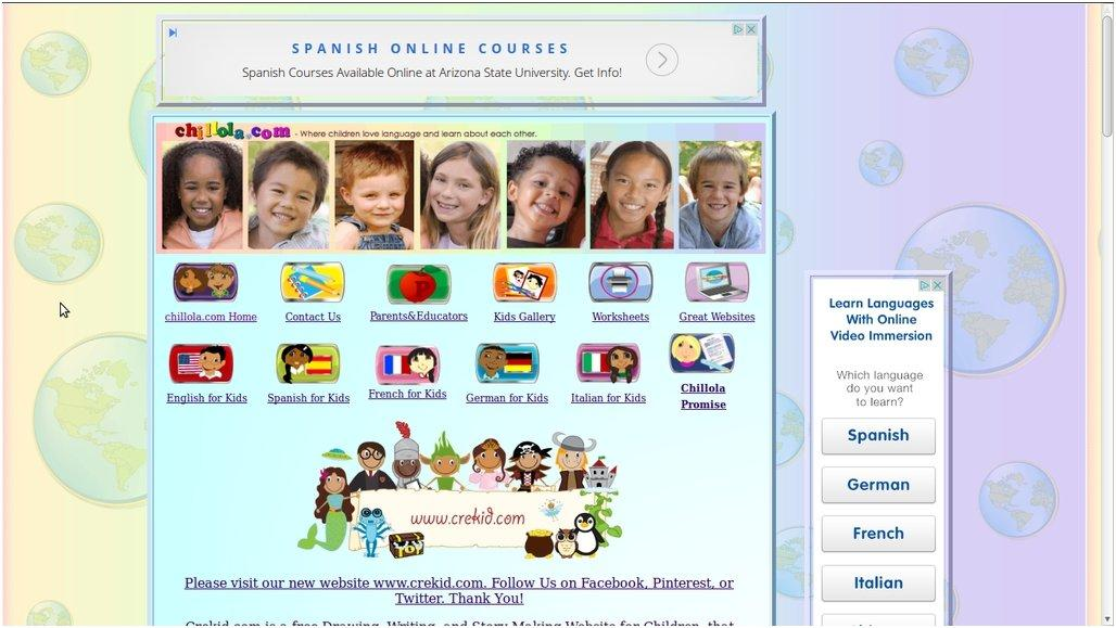 15 Fun And Educational Websites For Kids Under The Age Of 13