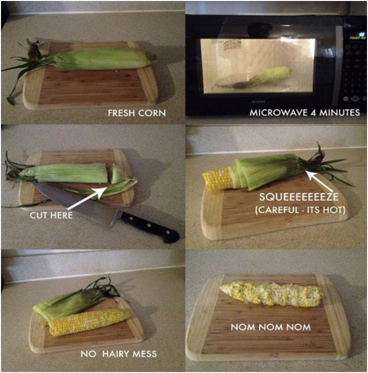 24 Clever Ways To Use The Microwave Other Than Heating Food