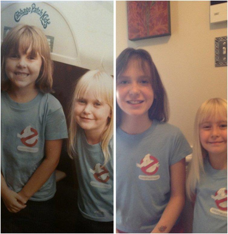 sisters cousins