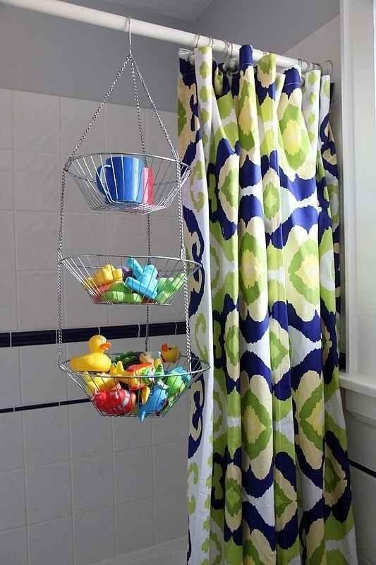 Very Clever Storage Ideas When You Are Living With Your Kids