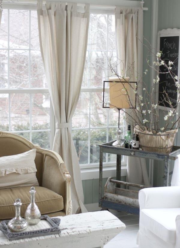 15 Inspiring Interiors Showcasing Your Favorite Shabby French Style