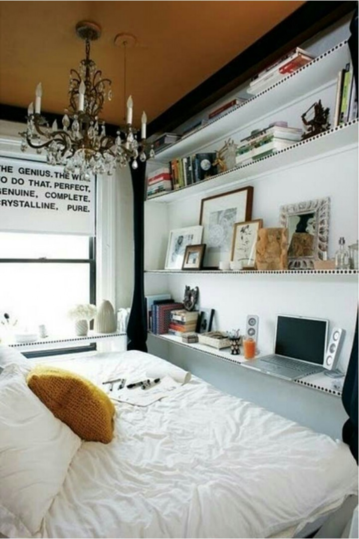 You live in a Small Apartment? – Here Are Some Brilliant Ideas For Opening up Some Space