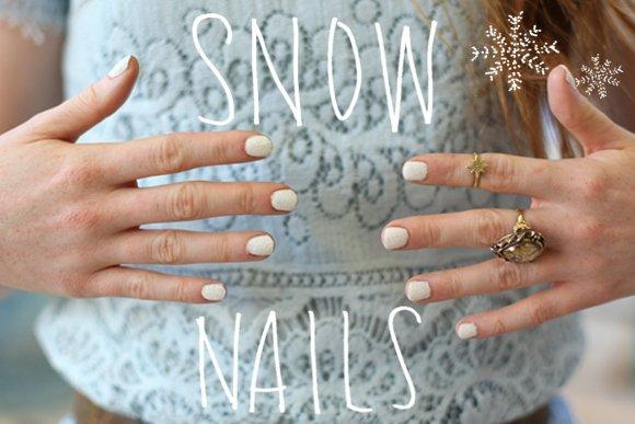 13 Snow Inspired DIY Projects that Will Keep You Busy In These Cold Days