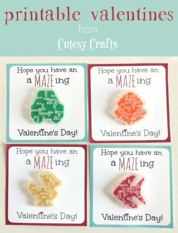 10 Cute Valentines DIY Projects Your Kids Will Love