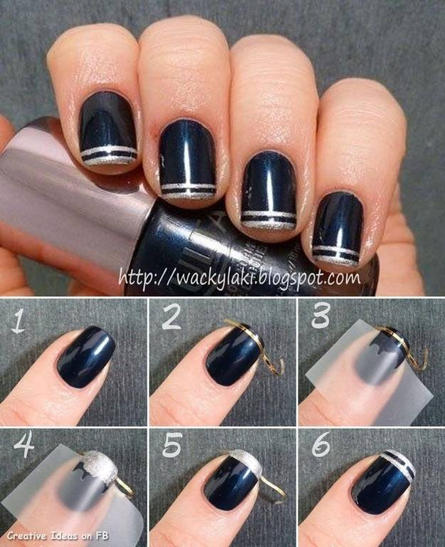 15 nail art hacks that will keep your hands fresh and beautiful solutioingenieria Choice Image