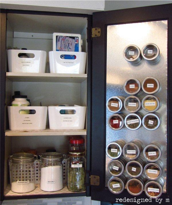 10 Food Storage Solutions For Organizing The Mess