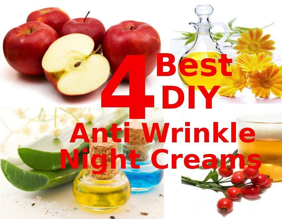Anti Wrinkle Night Creams