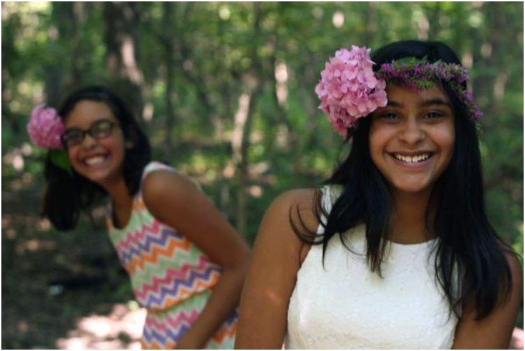 Big Accent Flower Floral Crowns