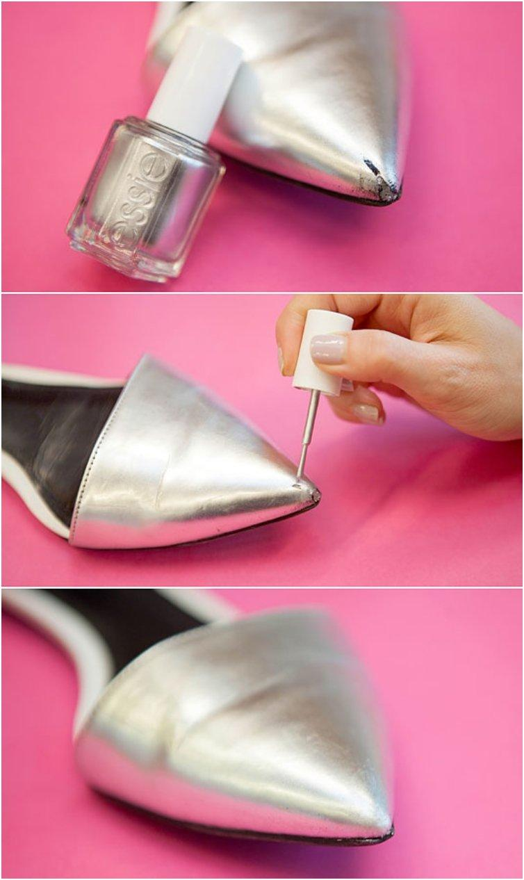 38 Clever Uses And Quick Fixes With Your Unused Nail Polish