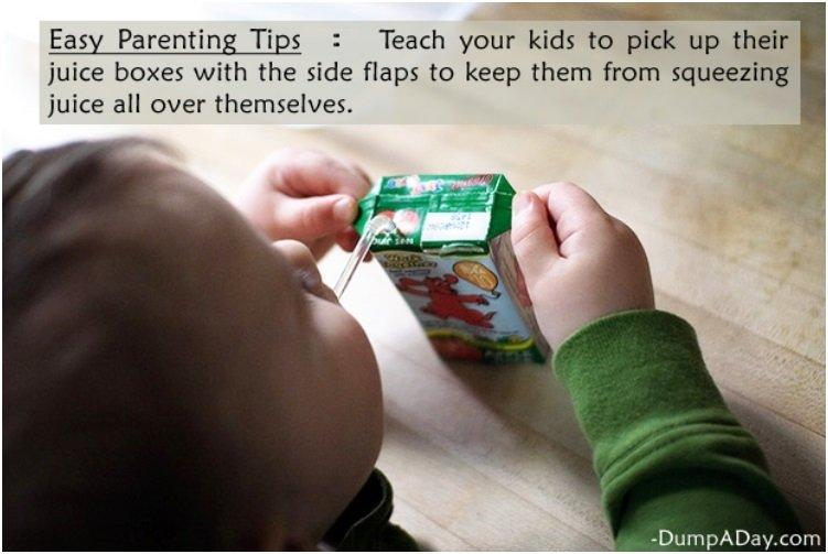 25 Tips And Tricks That Will Make Every Parent's Life A Bit Easier