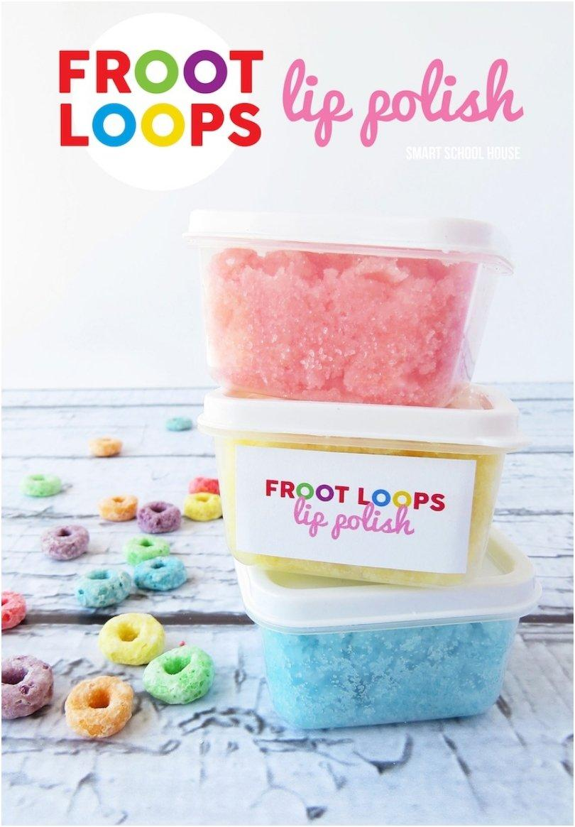 Froot Loops Lip Polish