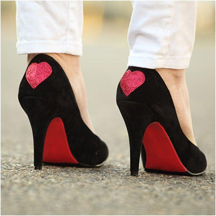 18 DIY To Make Your Old High Heels Look Fabulous
