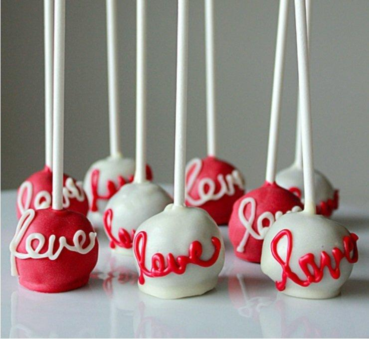 Love Cake Pop