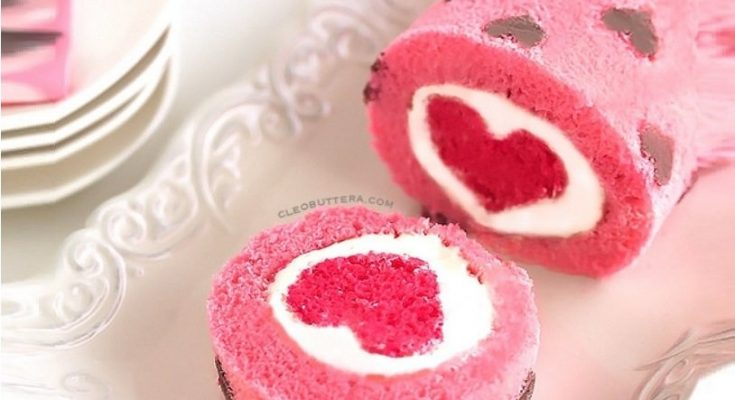 25 Deliciously Romantic Desserts For Valentine S Day