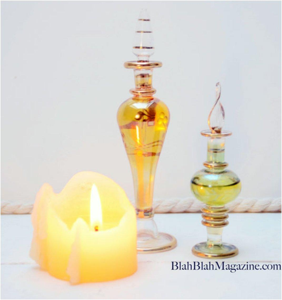 Massage oil for lovers