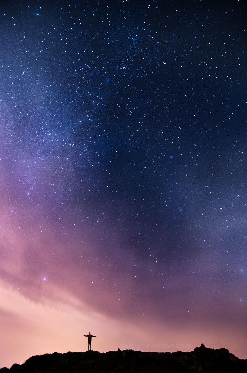 20 Breathtaking Photographs Of Finland's Night Sky
