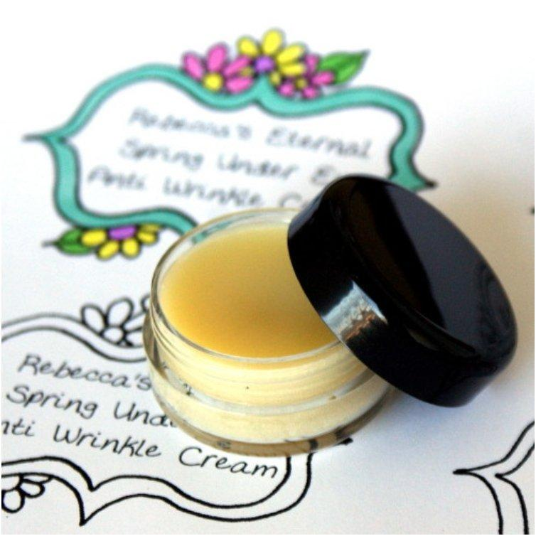 Natural Nourishing Under Eye Cream Recipe