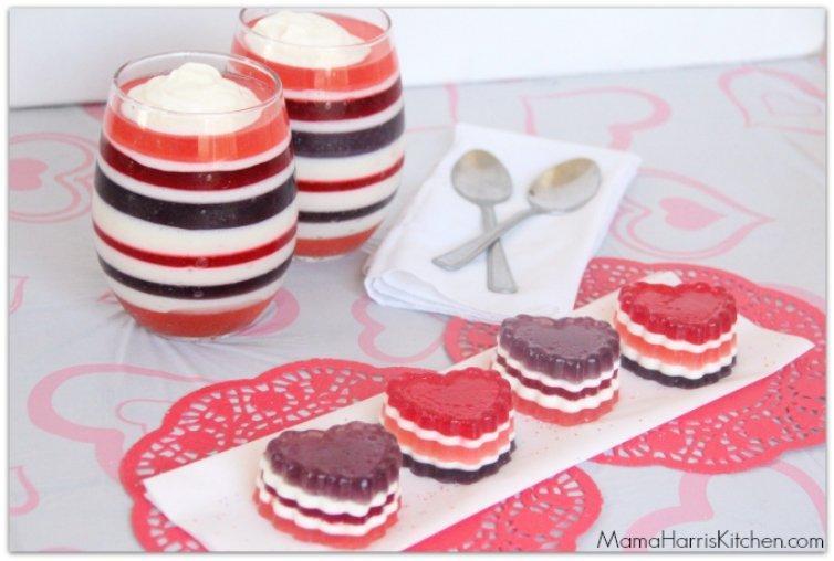 Valentine s Day Jell-O