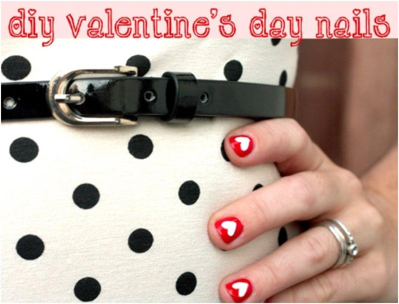 Valentine s Day Nails