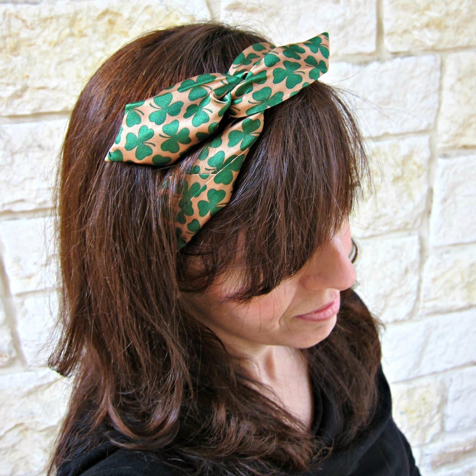 20 Stylish DIY Headbands For Warmer Winter Days