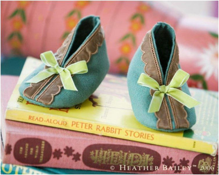 The 23 Most Adorable Baby Booties And Sandals You Can Make