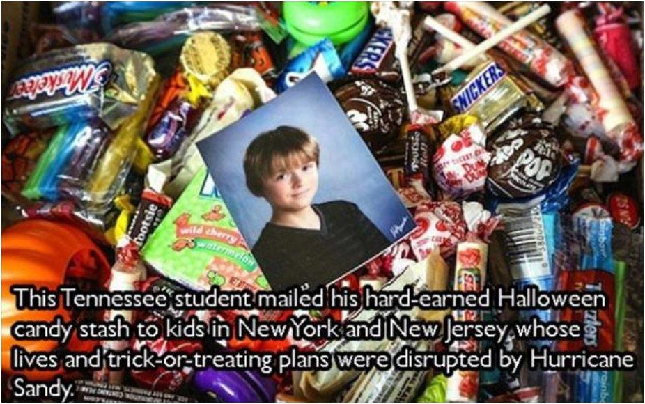 33 Amazing Children That Will Teach You A Lesson In Humanity