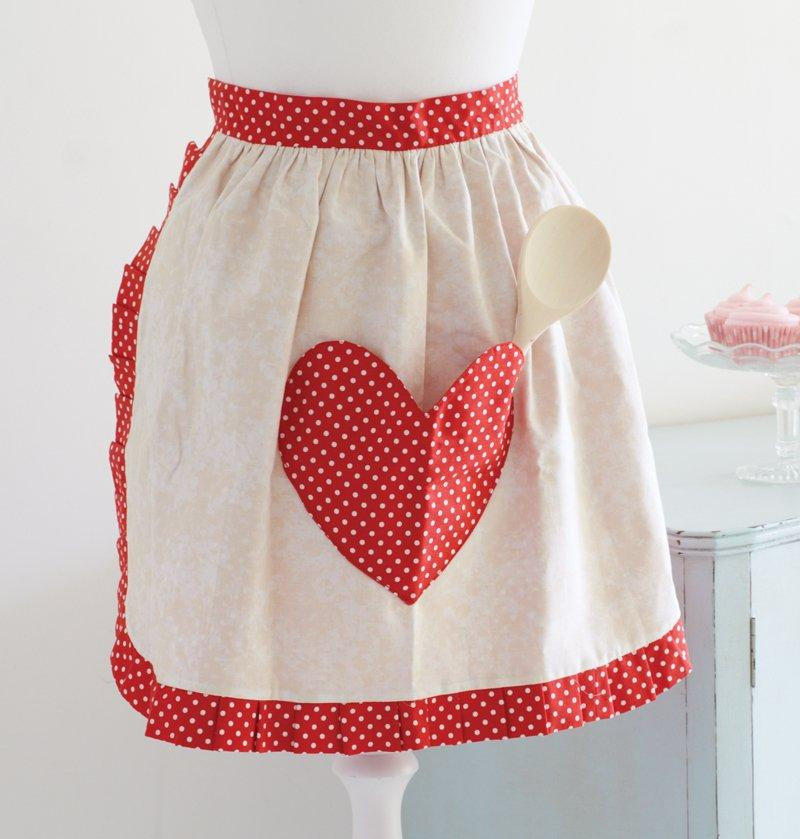 20 Tutorials For Easy Valentine S Day Sewing Projects