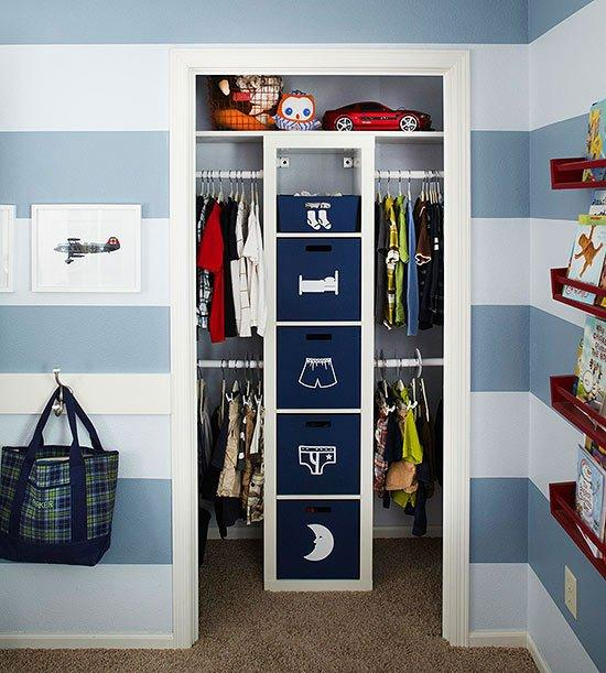 14 Closet Organization Hacks That You Should Show To Your Best Friend
