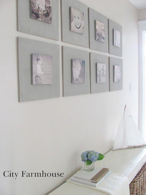 Make Your Home Unique With These Amazing DIY Ways of Displaying Your Photos