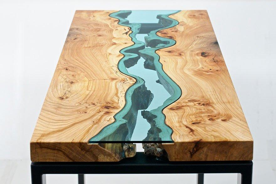 These 15 Fascinating Table Designs Can Bring New Source of Energy in Your Dining Room