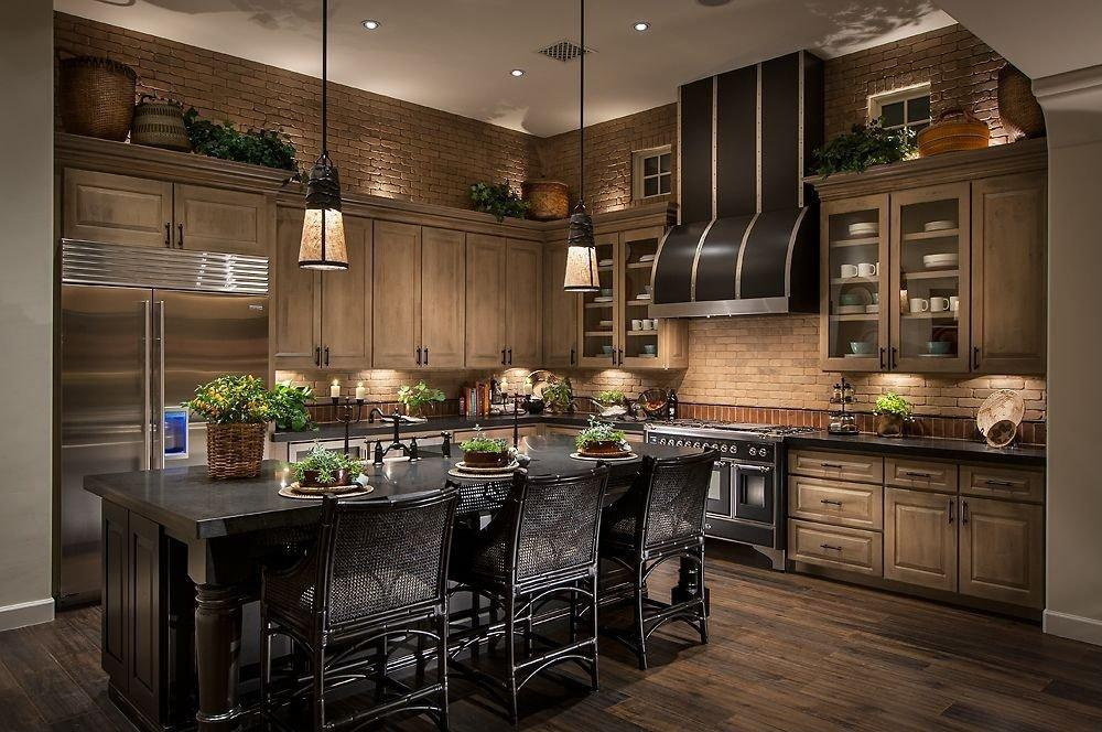 15 Unbelievable Kitchen Designs Featuring Dark Cabinets