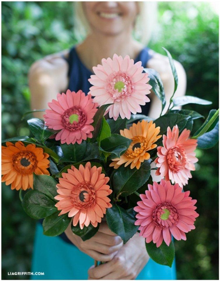 Bouquet_DIY_Gerbera_Daisy