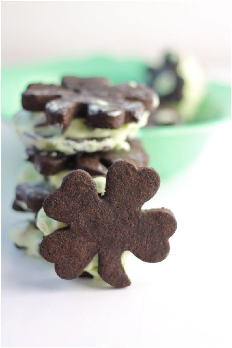 Some Sweet And Some Salty St. Patrick's Foods For The Kids