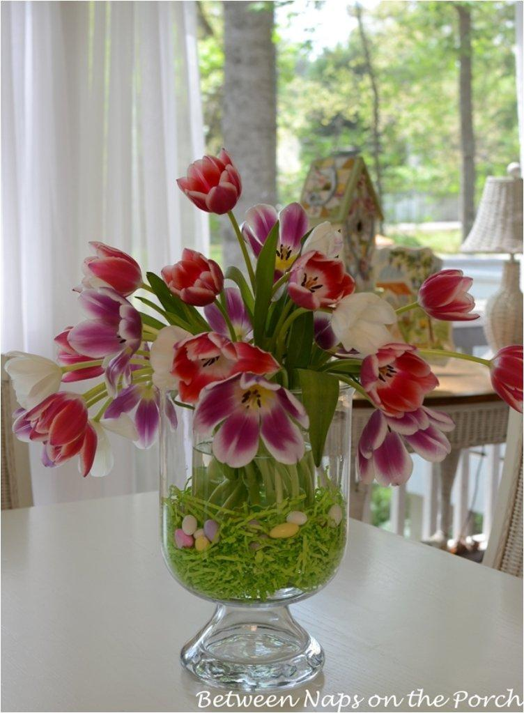 Lenox Spring Bouquet Centerpiece Bowl : Lovely diy centerpieces that will bring color to your