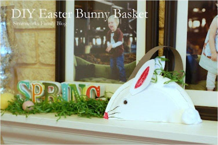 20 Adorable DIY Bags And Baskets For The Best Easter Egg Hunt Ever