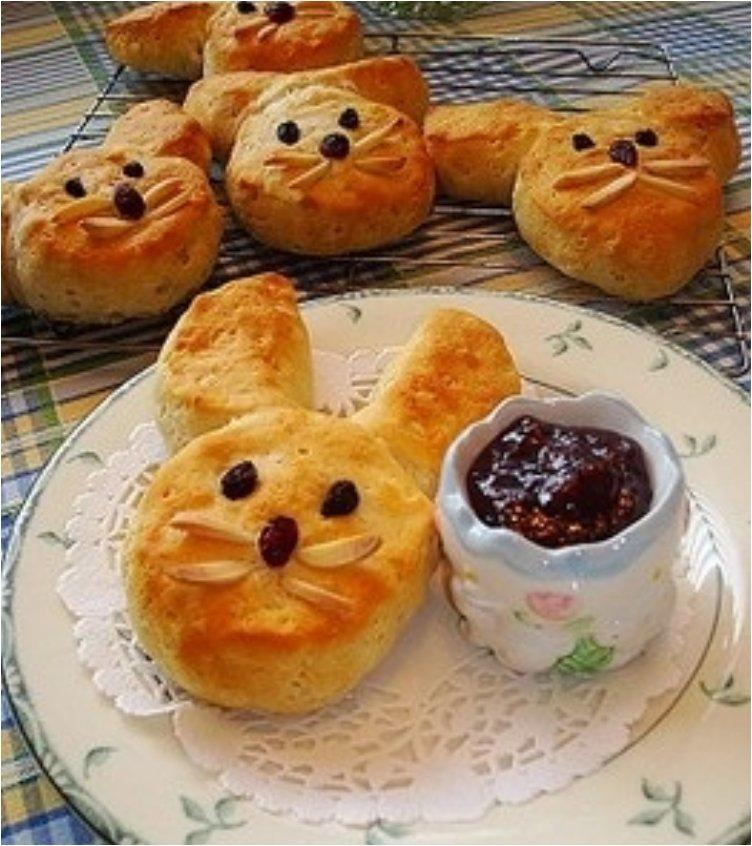 Easter Bunny Bisquits