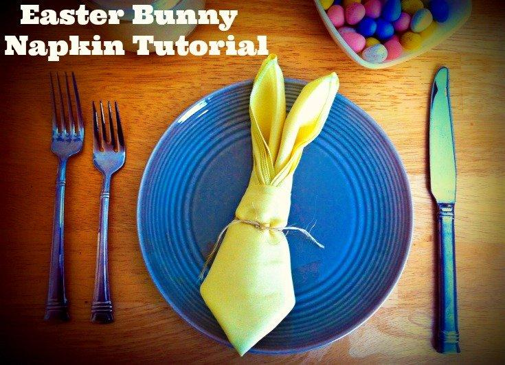 Easter-Bunny-Napkin-Tutorial