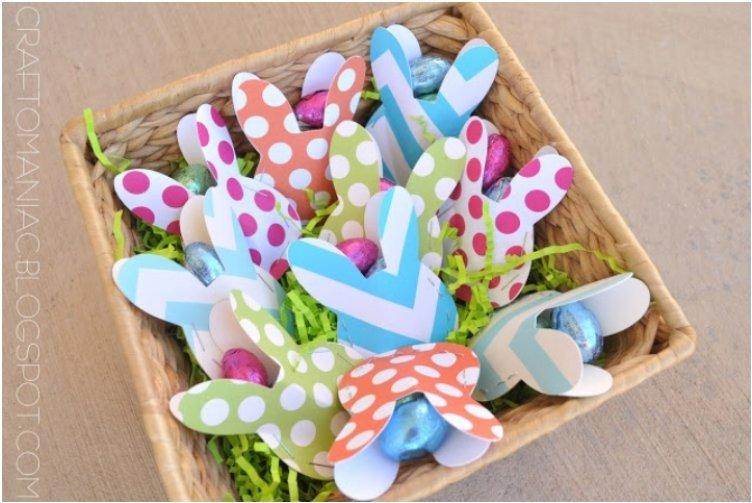 Give This Easter Something Cute And Sweet With These 20 DIY Easter Treat Bags
