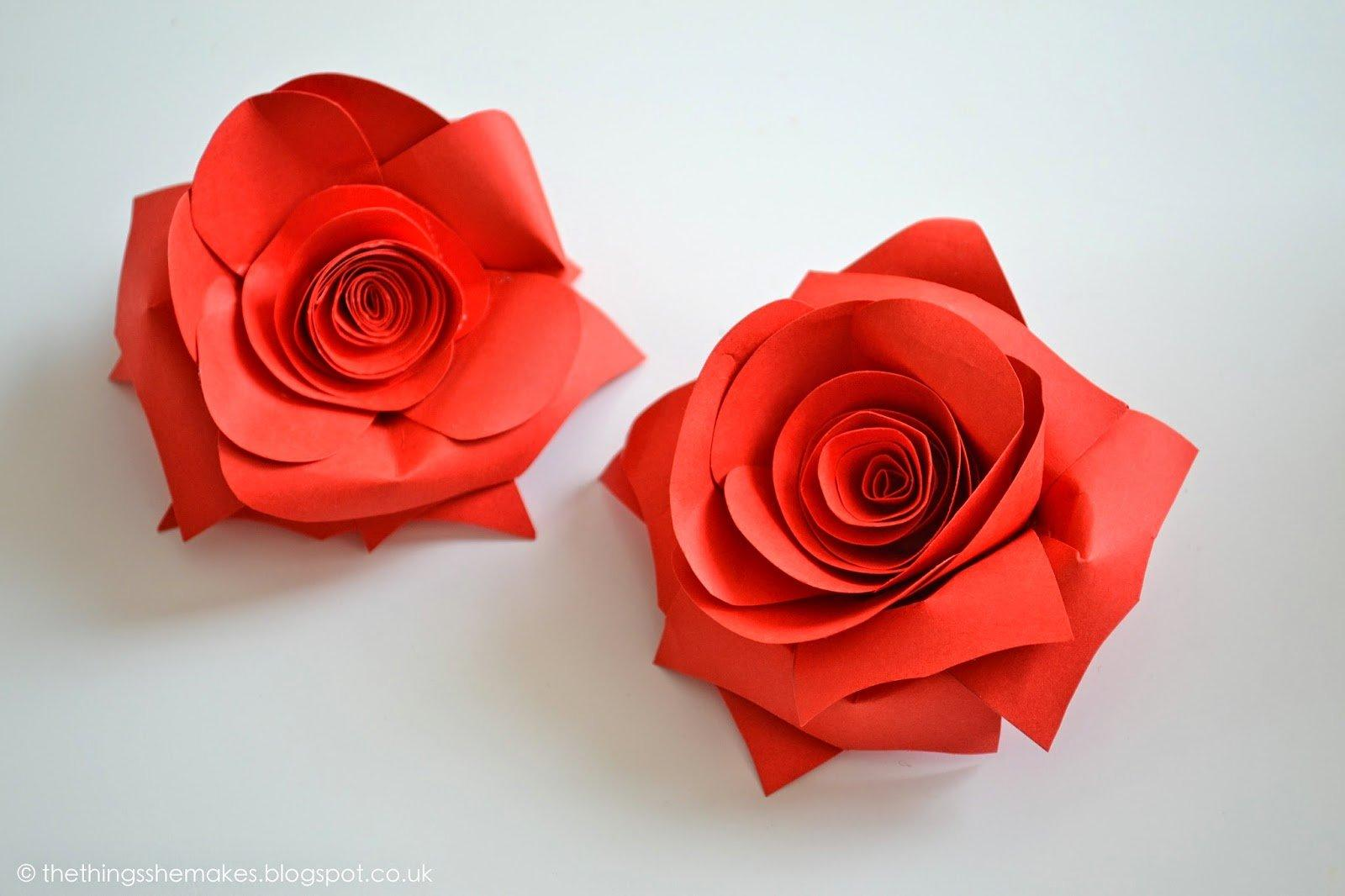 20 diy paper flowers for a beautiful never