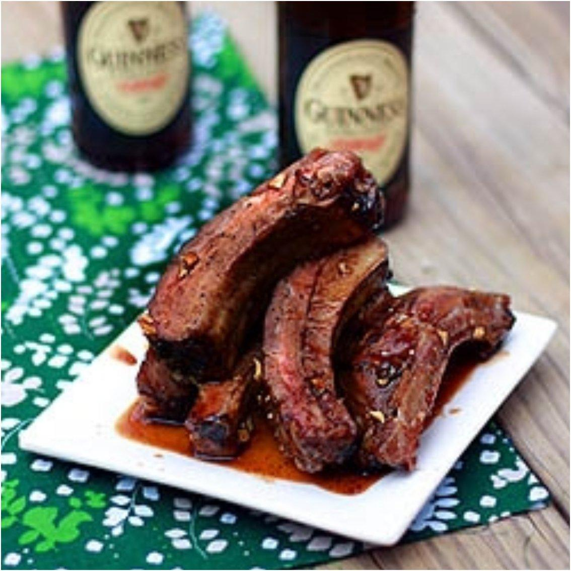 Guinness Pork Ribs