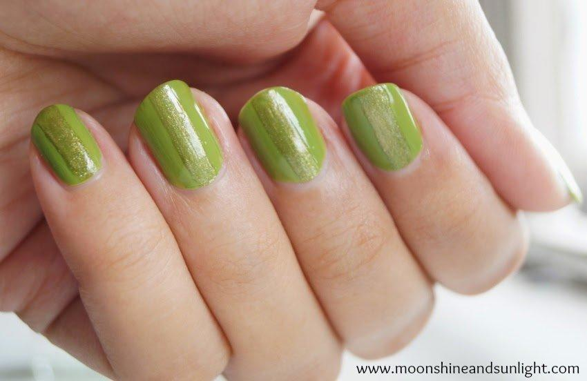 Add A Dash Of Stylish Green For St. Patty's Day With These 16 Nail Art Tutorials