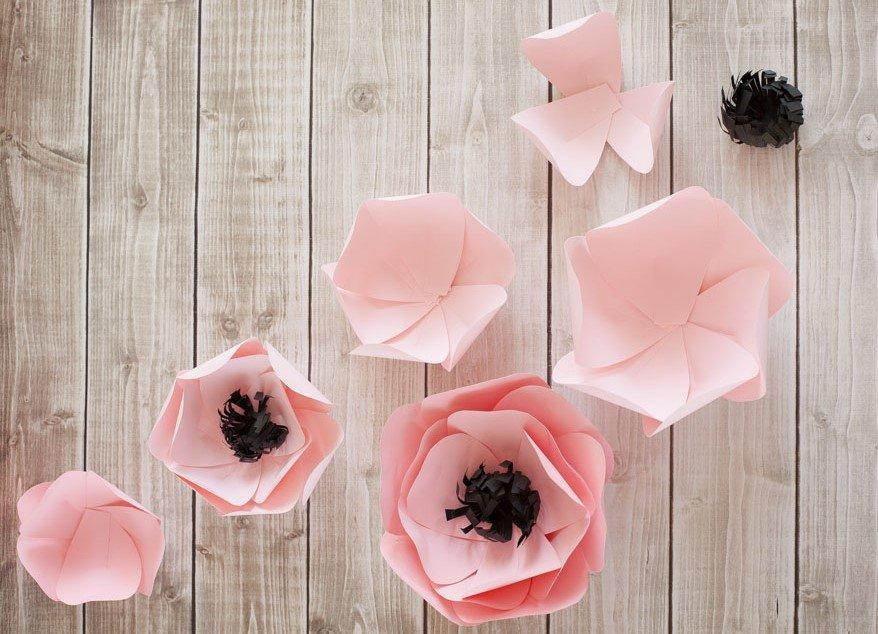 20 DIY Paper Flowers For A Beautiful Never-Wilting Spring Bouquet