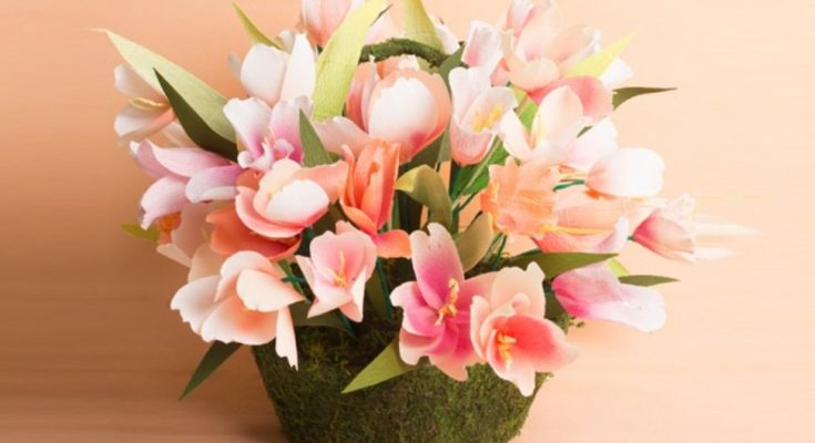 20 diy paper flowers for a beautiful never wilting spring bouquet mightylinksfo