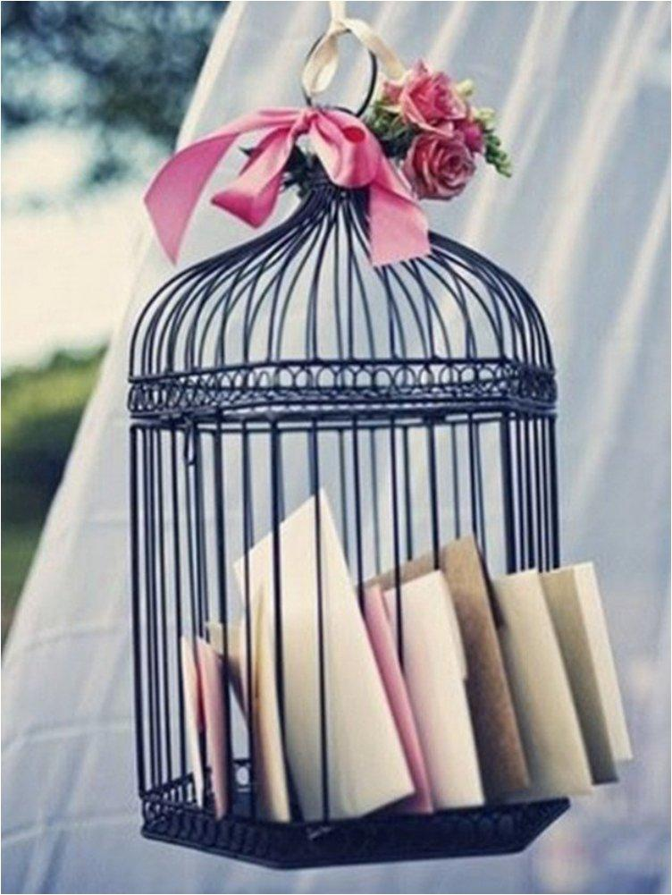 Give Your Home A Chic Decor By Reusing Your Old Bird Cage In 25 Ways